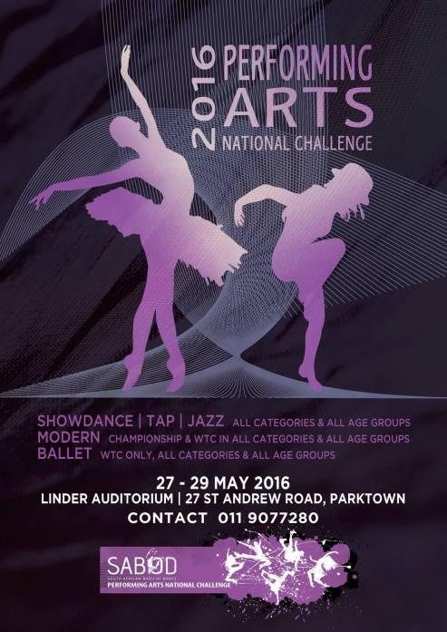 Performing Arts 2016